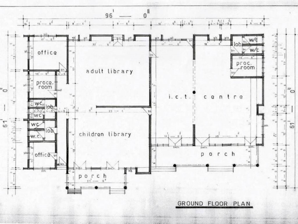 Architectural Drawing 2
